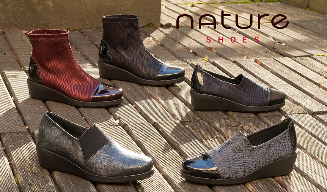Nueva temporada Otoño Invierno Nature Shoes
