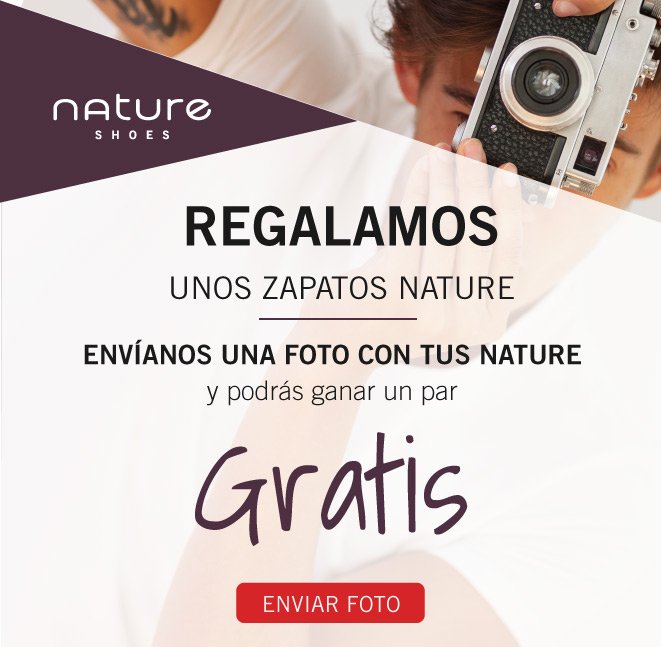 Consigue tus Nature Shoes gratis