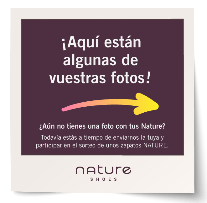 Bloggers españolas eligen Nature Shoes