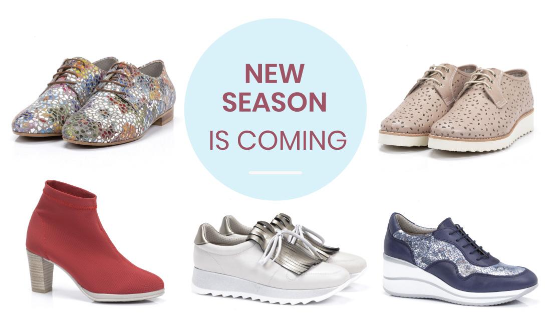 New season is coming